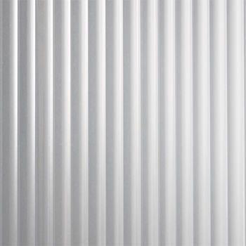 Reeded Glass
